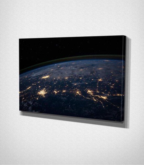 World Canvas | 80x120 cm