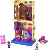Polly Pocket Pollyville Snoepwinkel - Speelset