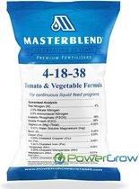 Masterblend 4-18-38   25 lbs.   11,3 kg   Hydroponic Plantenvoeding   Voeding voor Hydrocultuur   Meststof