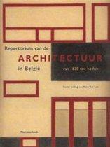 Repertorium van de architectuur in Belgie