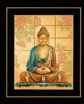 Telpakket kit Boeddha  - Lanarte - PN-0008040