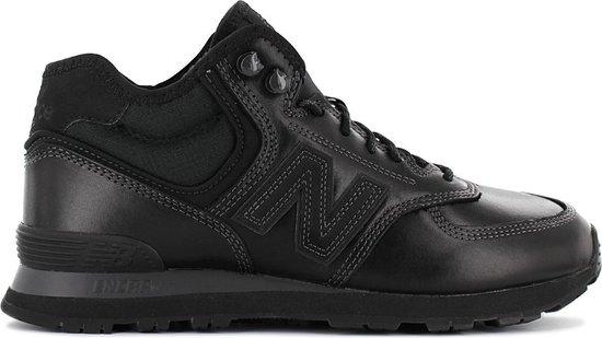 New Balance MH574OAC MH574 Leer Heren Winter Sneakers Sportschoenen  Schoenen Zwart - Maat EU 40 US 7