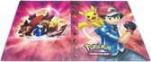 Pokemon Kaarten Verzamel Map - Voor 240 kaarten - Ash Ketchum