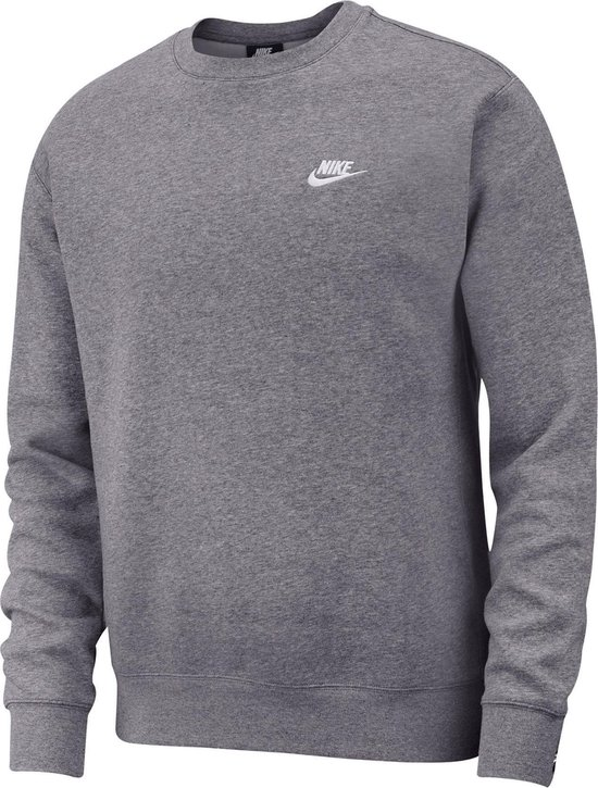 Nike Nike Value Fleece Crew Tee Nike Trui Heren