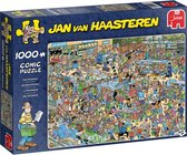 Jan van Haasteren De Drogisterij Puzzel 1000 Stukjes