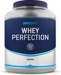Body & Fit Whey Perfection - Whey Protein / Proteine Shake - 2270 gram - Banaan