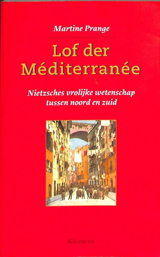 Lof der Mediterranee - Martine Prange | Fthsonline.com