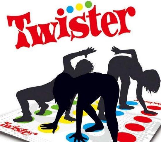 Afbeelding van het spel Twister-Spel-Familiespel-Grondspel-Bordspel