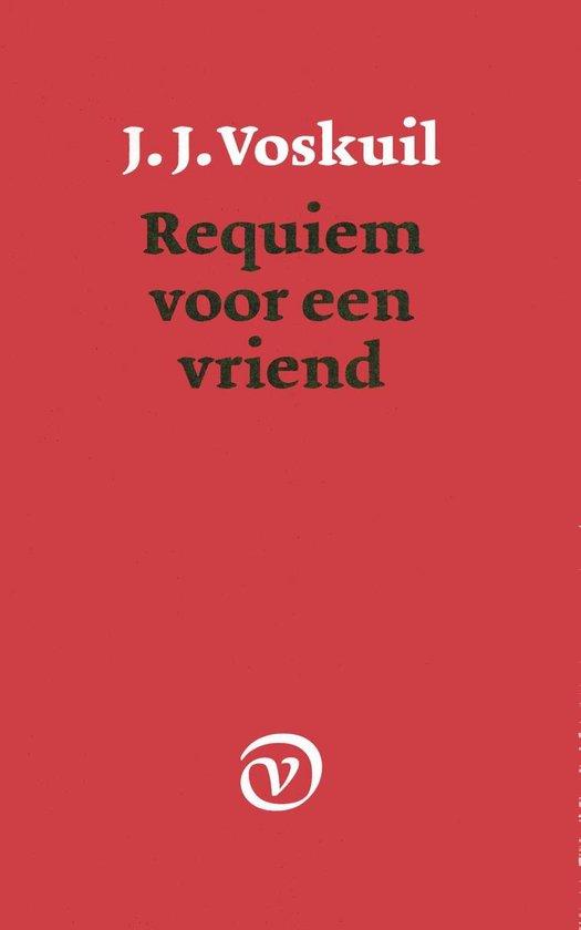 Requiem voor een vriend - J.J. Voskuil  