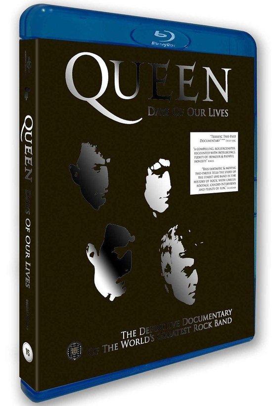 CD cover van Queen - Days Of Our Lives (Blu-ray) van Queen