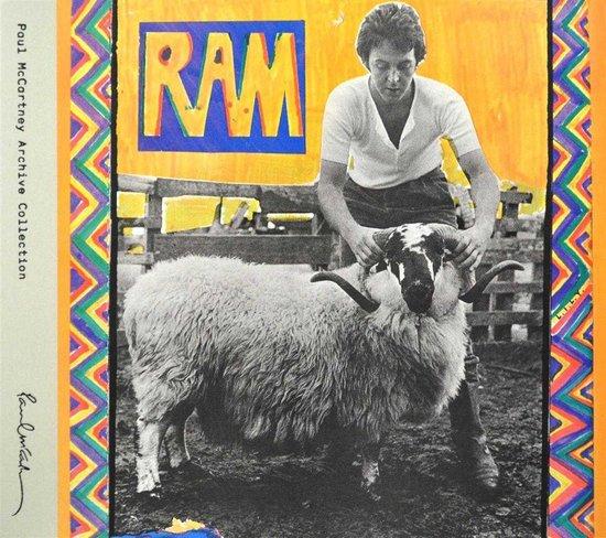 CD cover van Ram (Special Edition) van Paul McCartney
