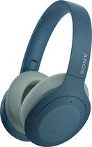 Sony WH-H910N - Draadloze over-ear koptelefoon met Noise Cancelling - Blauw