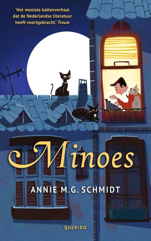 bol.com | Minoes, Annie M.G. Schmidt | 9789045124698 | Boeken