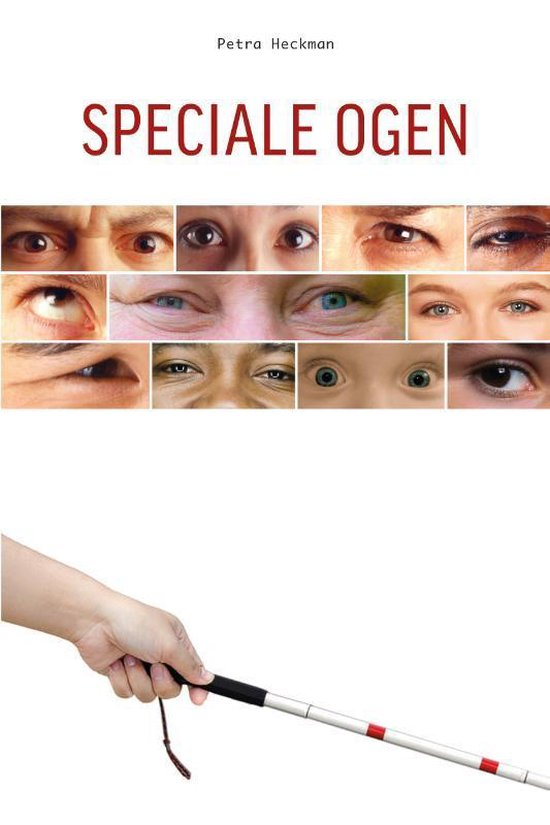 Speciale ogen - Petra Heckman  