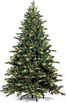 Royal Christmas Spitsbergen Premium Kunstkerstboom - 180cm - Groen - PE/PVC - 300 LED