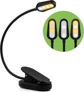 HandyLight Oplaadbaar USB Leeslampje met Klem - Dr