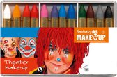KREUL Fantasy Theater Make up stick - 12 stuks set