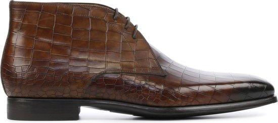 Magnanni Mannen Boots -  20105 - Bruin - Maat 44