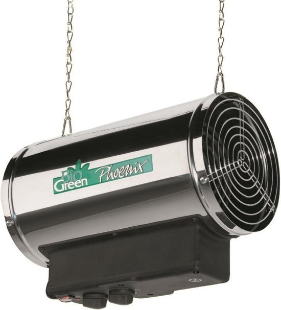 Phoenix profesionele elektrische heater - elektrische verwarming