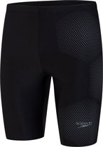 Speedo Tech Placement Jammer Sportzwembroek Heren - Black/Grey - Maat 6