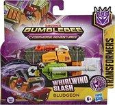 Transformers Cyberverse 1 Step Bludgen