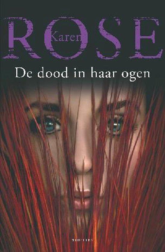 De dood in haar ogen - Karen Rose |