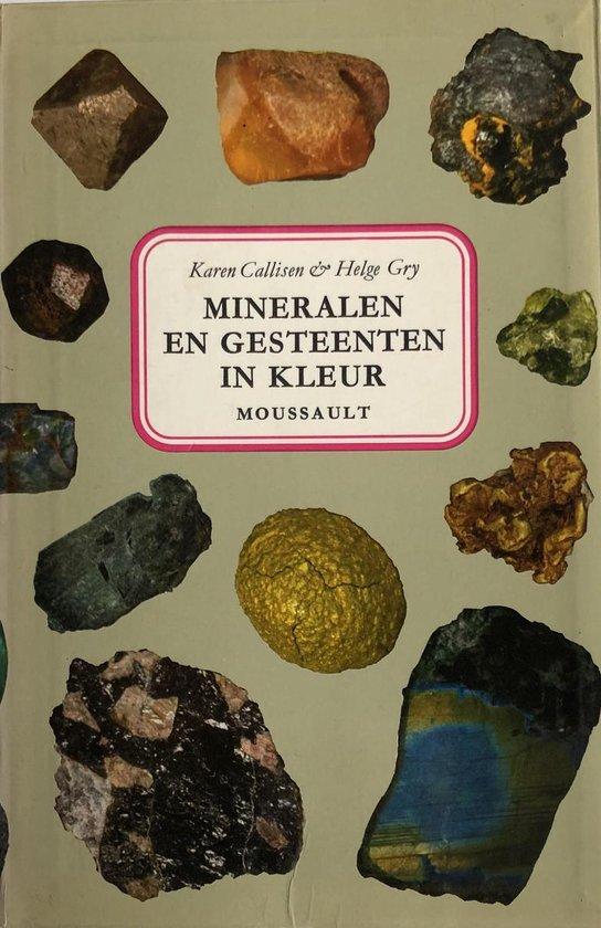 Mineralen en gesteenten in kleur - Callisen |