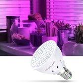 Groeilamp, Bloeilamp , Kweeklamp, Grow light, LED groei lamp,  E14