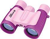 Bresser Verrekijker voor Kinderen 3x30 - Roze - Licht en Compact