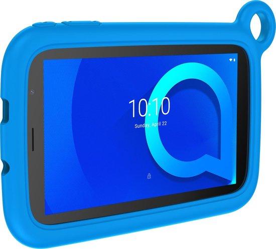 Alcatel 1T 7 16GB + blauwe bumper