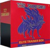 Pokémon Sword & Shield Elite Trainer Box Zacian - Pokémon Kaarten