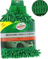 Turtle Wax Microfibre Chenille & Bug Mitt - Autowashandschoen met Microvezel