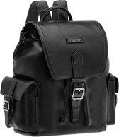 The Bridge Giannutri Backpack black