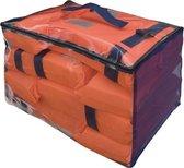 Besto tas met 4 reddingsvesten voor volwassen - 100n