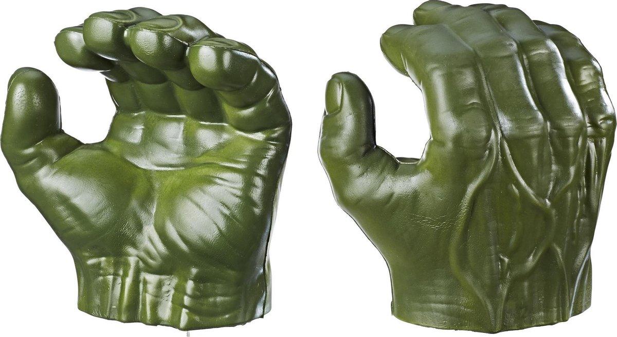 Avengers Endgame - Hulk Gamma Grip Fists