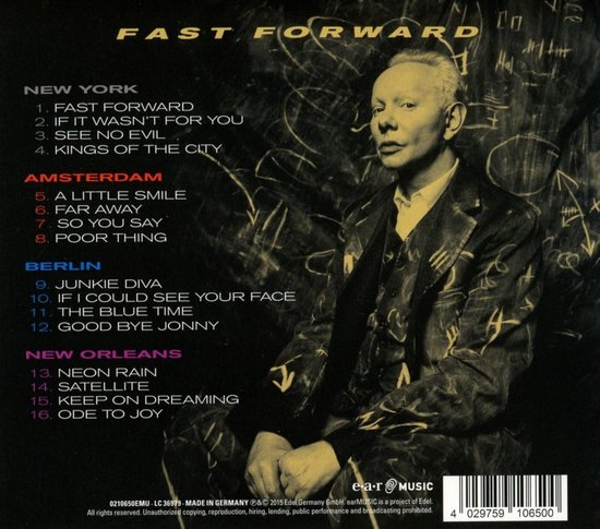 Fast Forward (Digi)