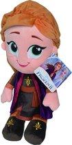 Disney Frozen 2 Pluche Knuffel pop Anna 30cm