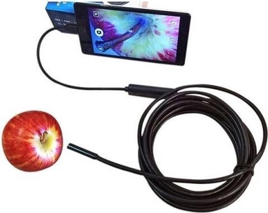 Android Endoscoop 5 Meter 5mm