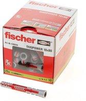 Fischer DUOPOWER plug 10x80 25 st