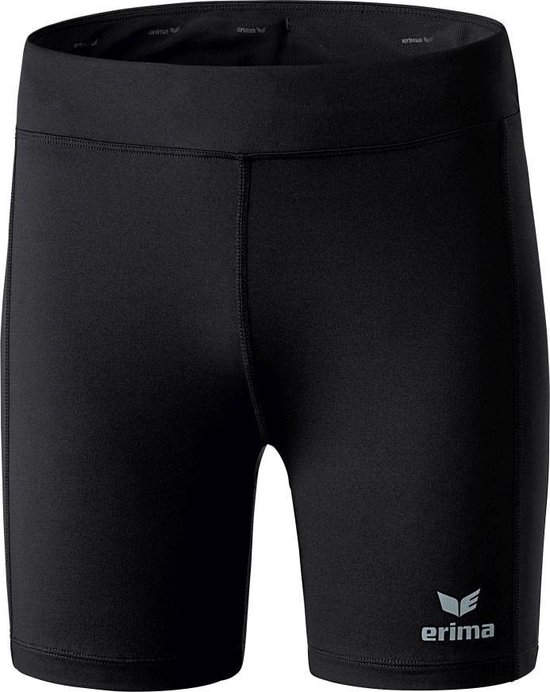 Erima Performance Dames Running Short - Shorts  - zwart - 40