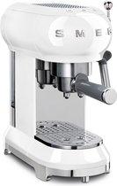 Smeg ECF01WHEU- Espressomachine - WIT