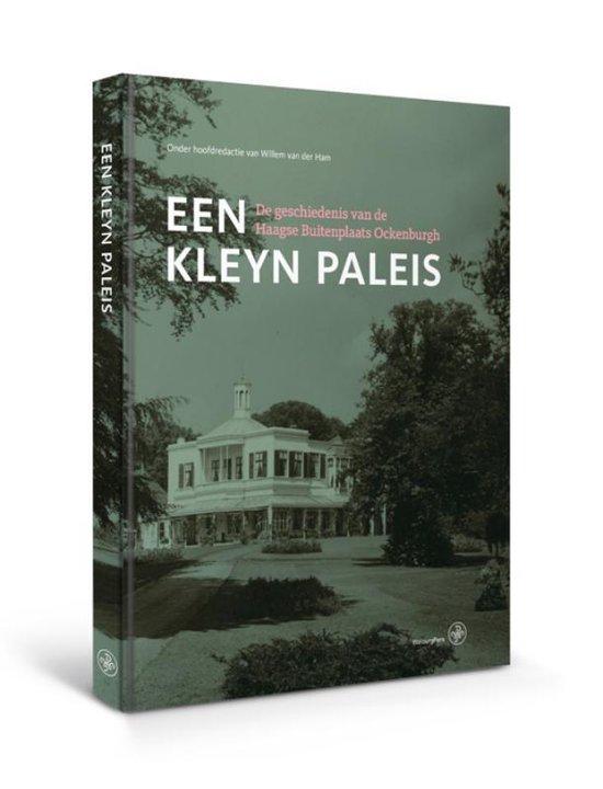 Boek cover Een kleyn paleis van