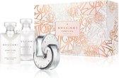 Bvlgari Omnia Crystalline EDT 40 ml + SG 40 ml + BL 40 ml (woman)