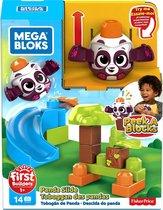 Mega Bloks Pandabos - Constructiespeelgoed