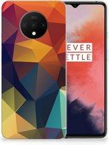 TPU Hoesje OnePlus 7T Polygon Color