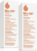 Bio Oil Specialistische Huidolie - 2 x 125 ml - Body Oil - Voordeelverpakking