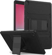 Heavy Duty Case Samsung Galaxy Tab S6 - Zwart