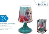 Kids Licensing Nachtlamp Frozen Meisjes 19 Cm Groen/roze