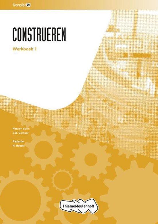 Tr@nsfer-w Construeren Werkboek 1 - Onbekend |