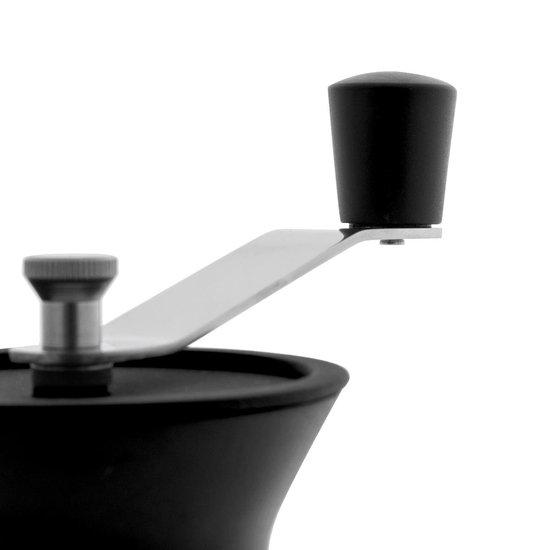 Bialetti Bonenmaler - handmatig - zwart